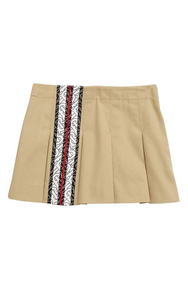 KIDSS Burberry Georgia Pleated Skirt (Toddler, Little Girl & Big Girl)