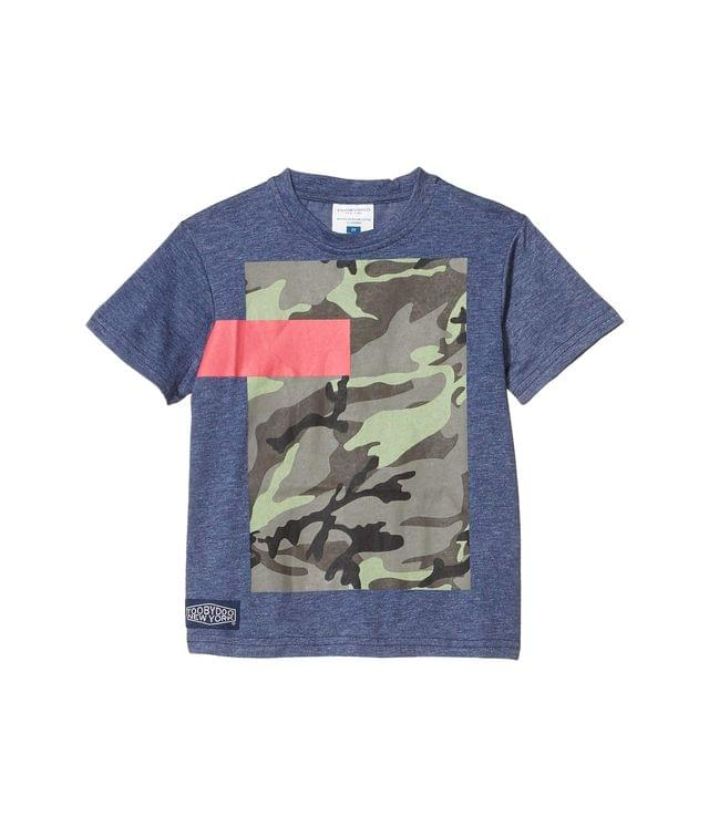 KIDS Short Sleeve Graphic T-Shirt (Infant/Toddler/Little Kids/Big Kids). By Toobydoo. 32.00. Style Green Camo.