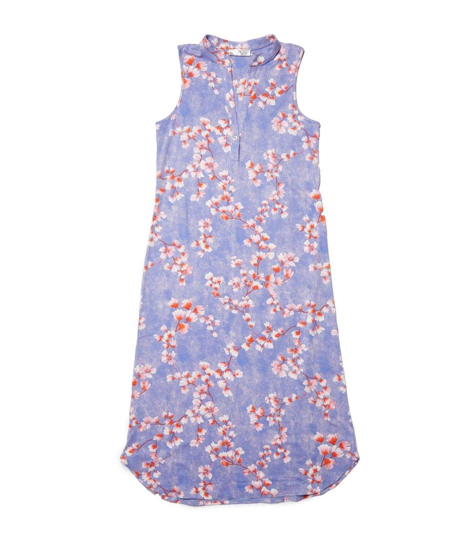Women's Cherry Blossom Gown. By N by Natori. 67.95. Style Sky Violet Combo.