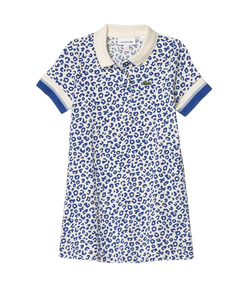 Girl's All Over Print Leopard Dress (Toddler/Little Kids/Big Kids). By Lacoste Kids. 80.00. Style Lapland/Ionian.