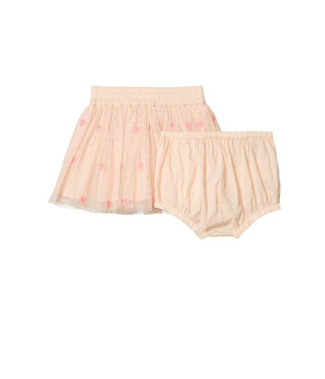 KIDS Hearts Embroidery Tulle Skirt (Infant). By Stella McCartney Kids. 99.00. Style Pink.