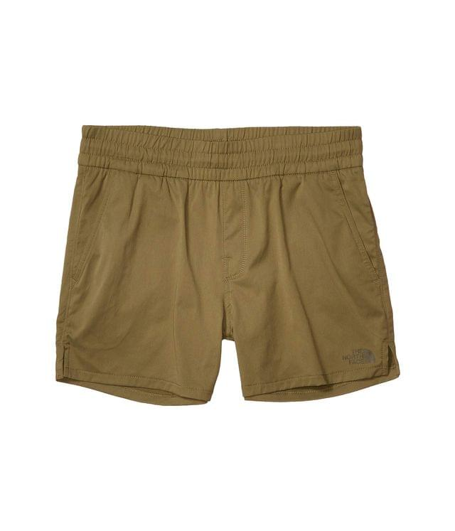 Girl's Aphrodite Shorts (Little Kids/Big Kids). By The North Face Kids. 26.20. Style Burnt Olive Green.