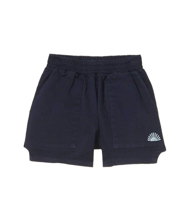 KIDS The Grom Shorts (Toddler/Little Kids/Big Kids). By Tiny Whales. 40.00. Style Navy.