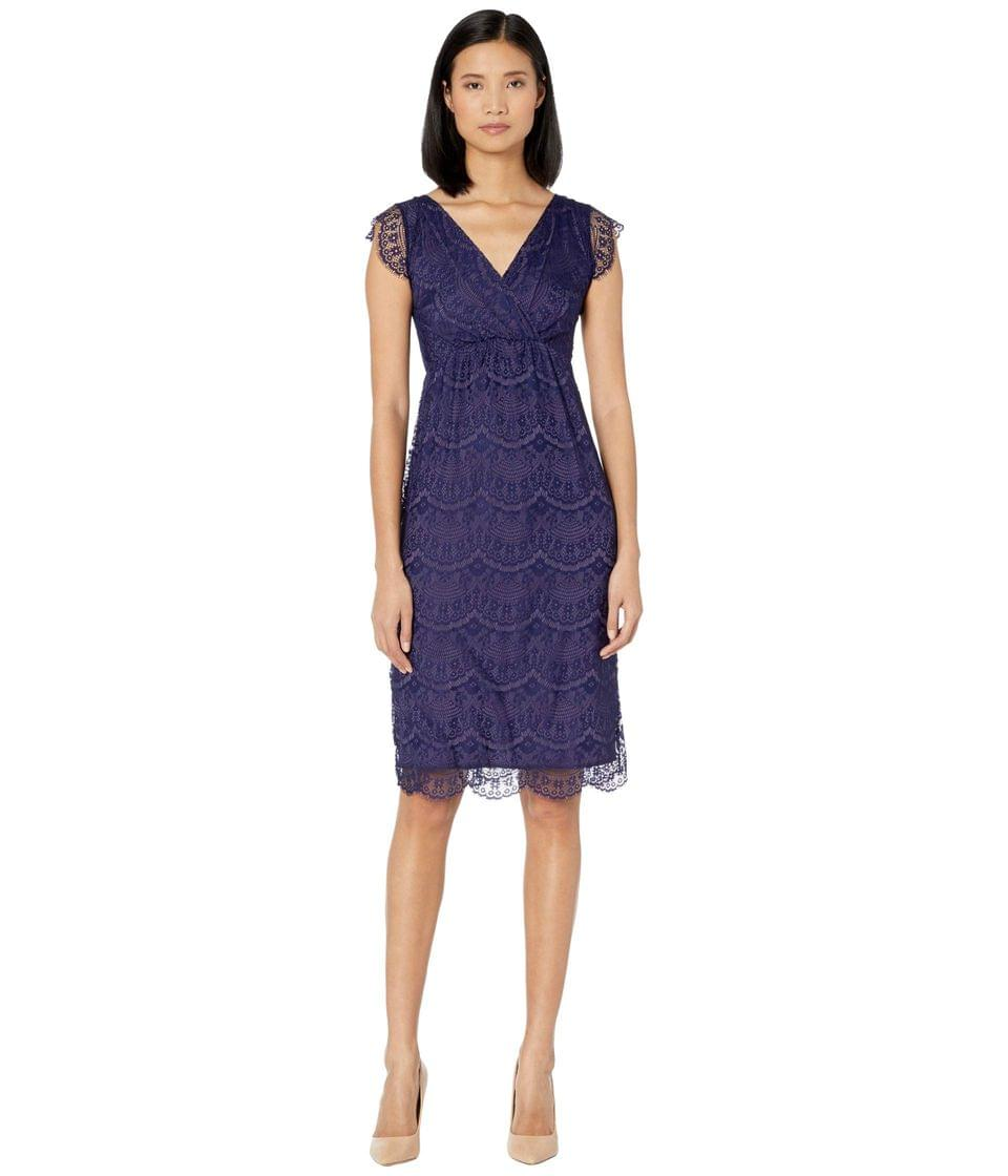 Women's Imogen Maternity Shift Dress. By Tiffany Rose. 255.00. Style Dusky Blue.
