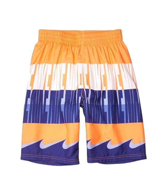 "KIDSS 8"" Clash Breaker Volley Shorts (Little Kids/Big Kids). By Nike Kids. 40.00. Style Regency Purple."