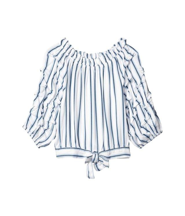 Girl's Veda Gathered Sleeves Top (Big Kids). By HABITUAL girl. 48.00. Style Stripe.