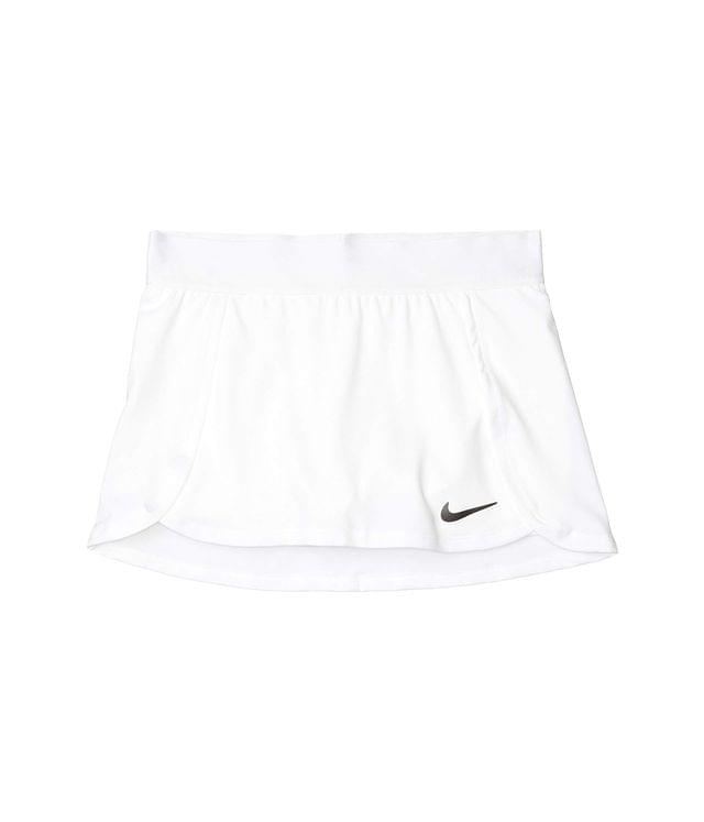 Kids's Nike Court Skirt Straight (Little Kids/Big Kids). By Nike Kids. 35.00. Style White/Black.
