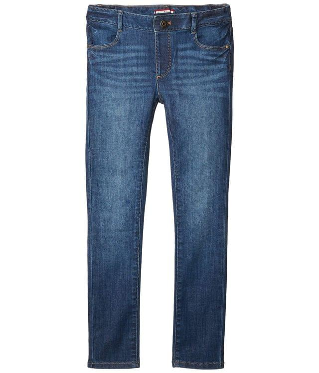 Girl's Skinny Jeans in Toni Wash (Toddler/Little Kids/Big Kids). By Tommy Hilfiger Adaptive. 39.50. Style Toni Wash.