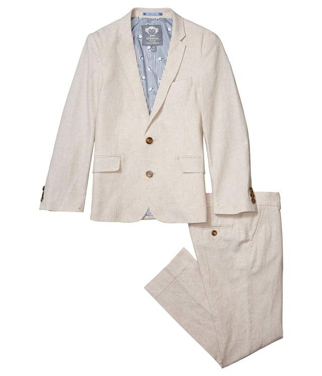 Boy's Two-Piece Mod Suit (Toddler/Little Kids/Big Kids). By Appaman Kids. 166.00. Style Parchment.