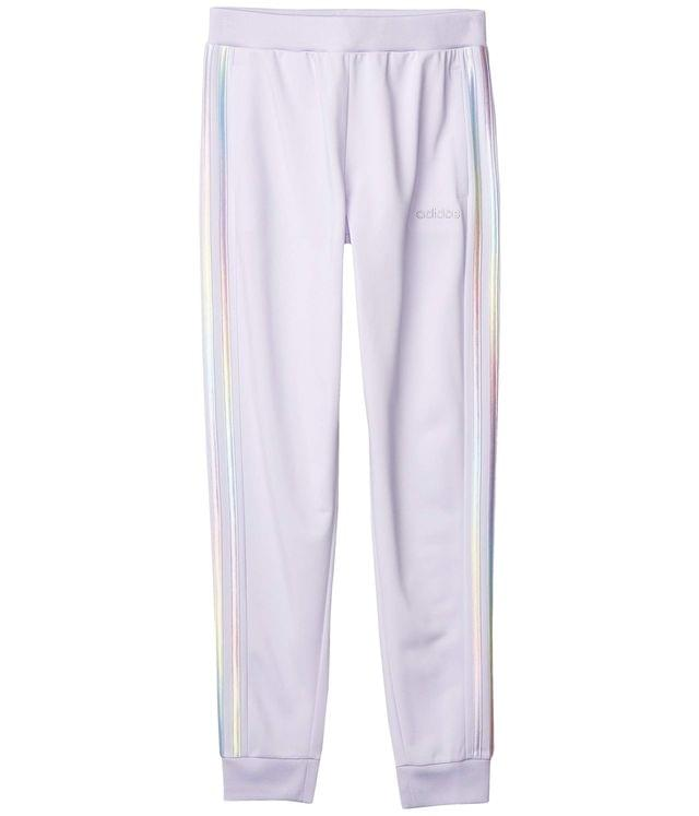Kids's Iridescence Tricot Joggers (Big Kids). By adidas Kids. 32.00. Style Light Purple.