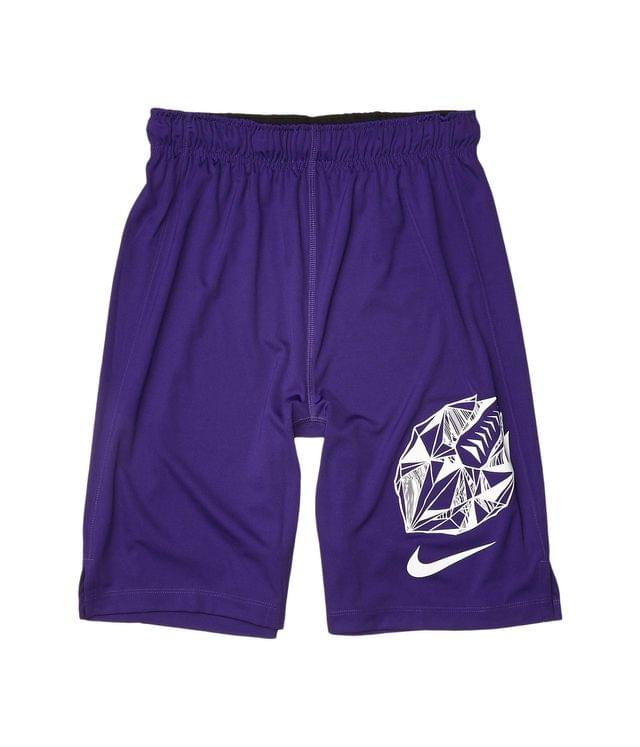KIDSS Fly Football Shorts (Big Kids). By Nike Kids. 25.00. Style Court Purple/Black/White. Rated 5 out of 5 stars.