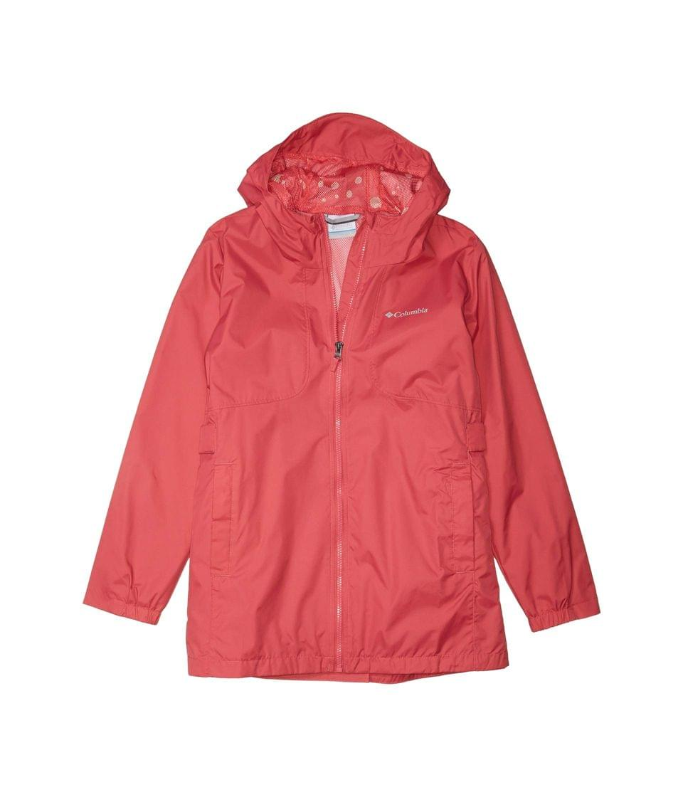 Girl's City Trail Jacket (Little Kids/Big Kids). By Columbia Kids. 33.75. Style Rouge Pink.