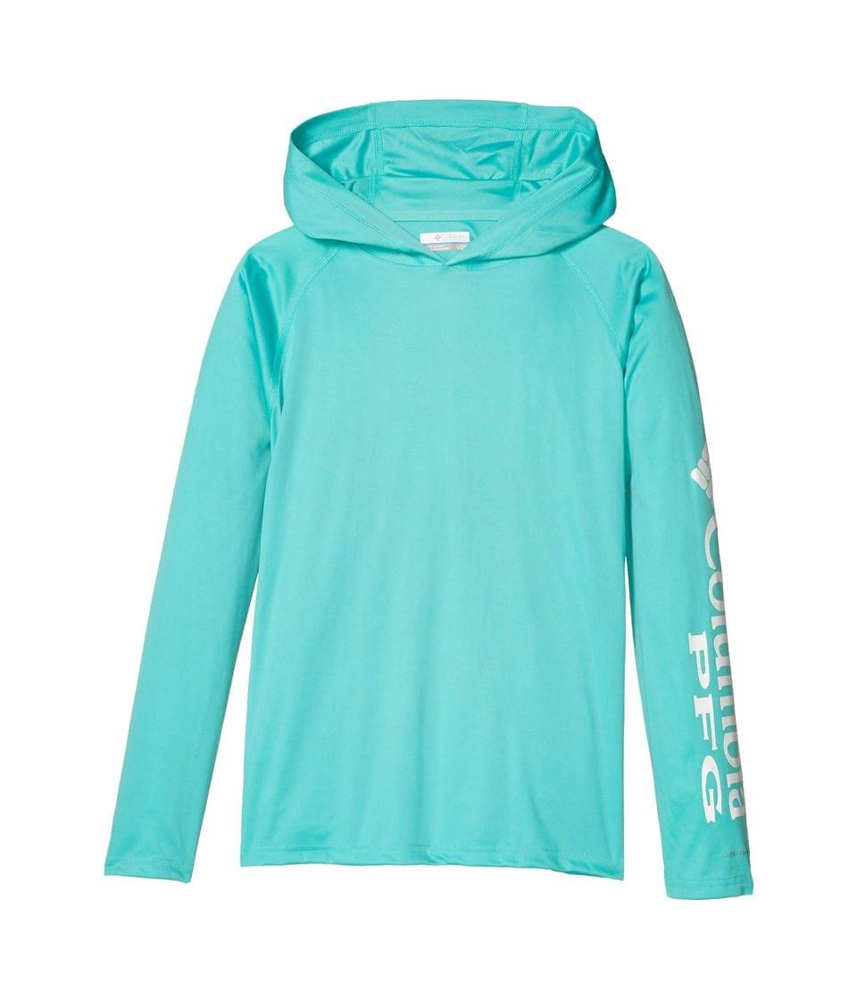 Girl's Terminal Tackle Hoodie (Little Kids/Big Kids). By Columbia Kids. 22.50. Style Dolphin.