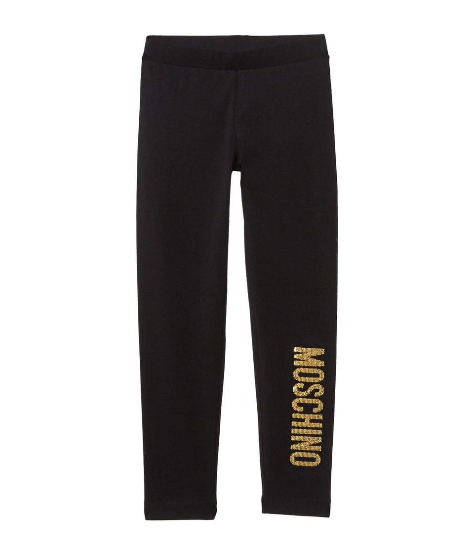 Girl's Same Pailettes on All Leggings (Big Kids). By Moschino Kids. 140.80. Style Black.