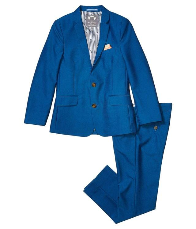 Boy's Two-Piece Mod Suit (Toddler/Little Kids/Big Kids). By Appaman Kids. 166.00. Style Skydiver.