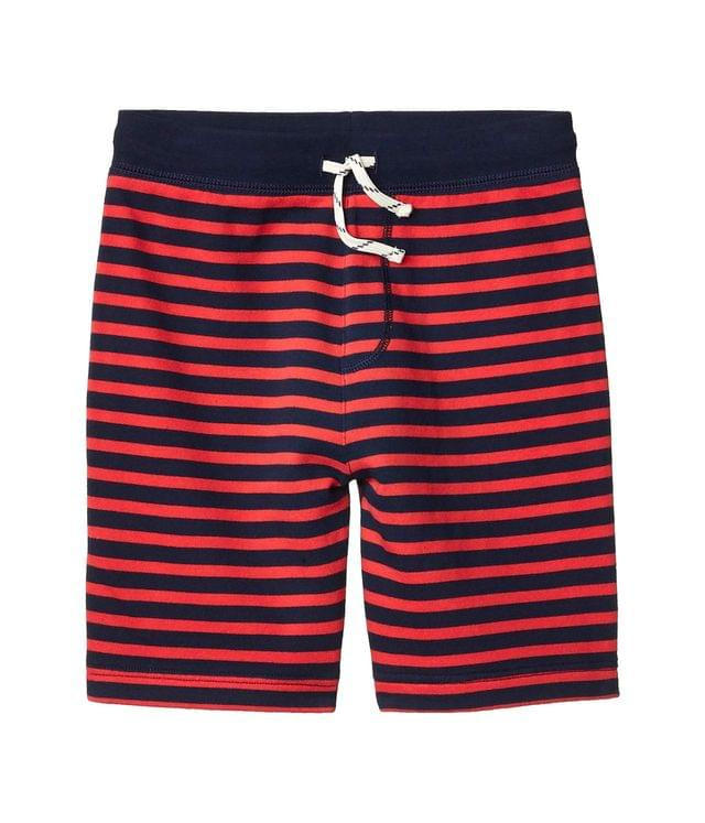 KIDS Striped French Terry Knit Short (Toddler/Little Kids/Big Kids). By crewcuts by J.Crew. 39.50. Style Navy/Red.