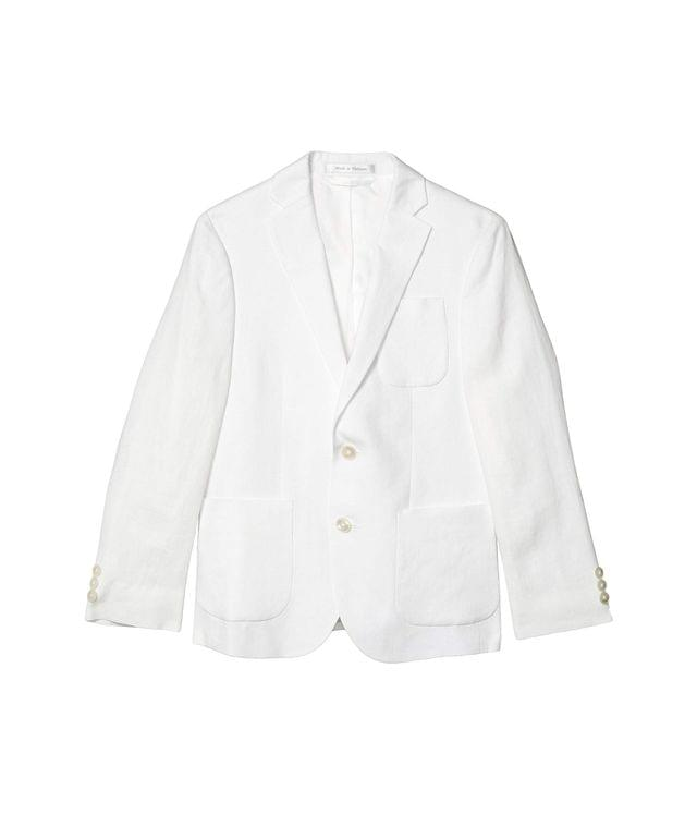 Boy's Linen Suit Jacket (Big Kids). By LAUREN Ralph Lauren Kids. 110.00. Style White.