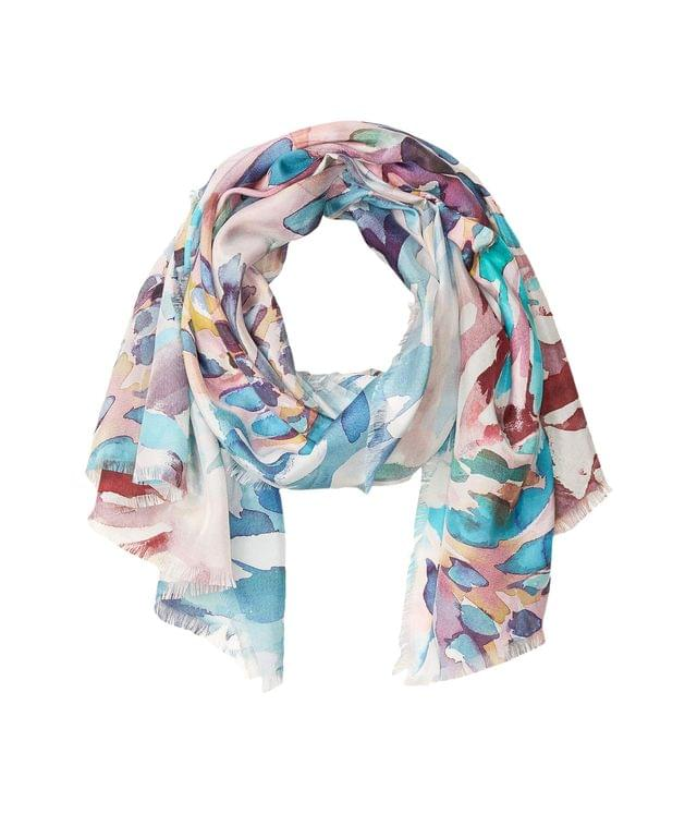 WOMEN Colorful Animal Sand Washed Silk Oblong. By Echo Design. 129.00. Style Multi.