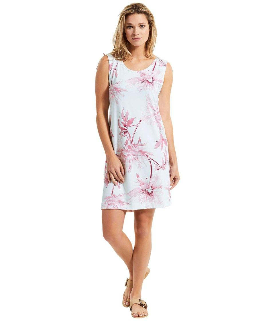 Women's Aya Dress. By FIG Clothing. 88.95. Style Crystal Carnation.
