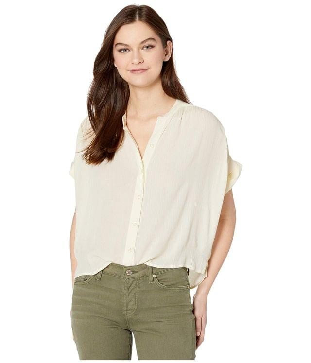 Women's Shelly Blouse. By O'Neill. 49.45. Style Winter White.