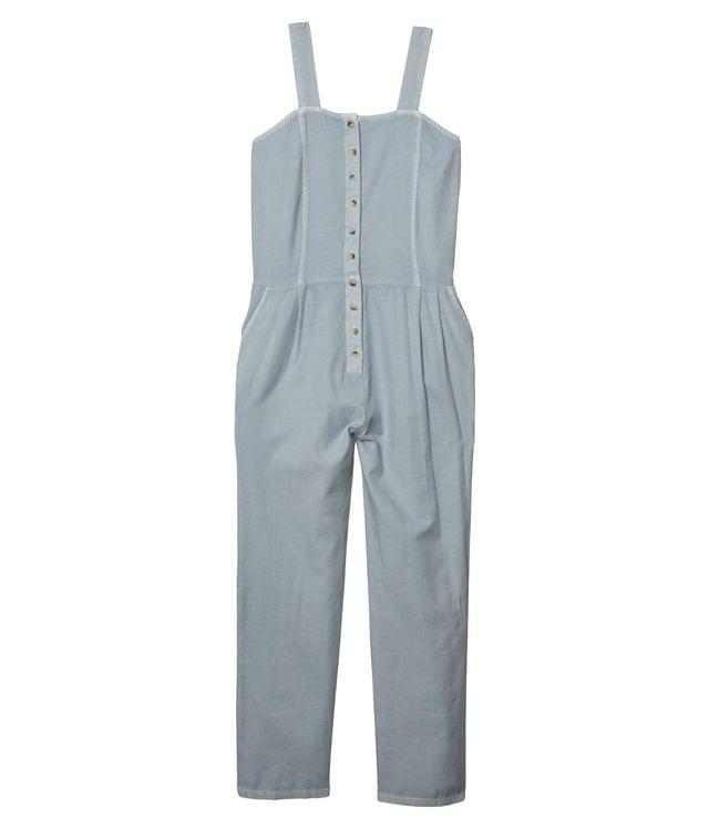 Girl's Paint The Night Jumpsuit (Little Kids/Big Kids). By Billabong Kids. 59.95. Style Chambray.