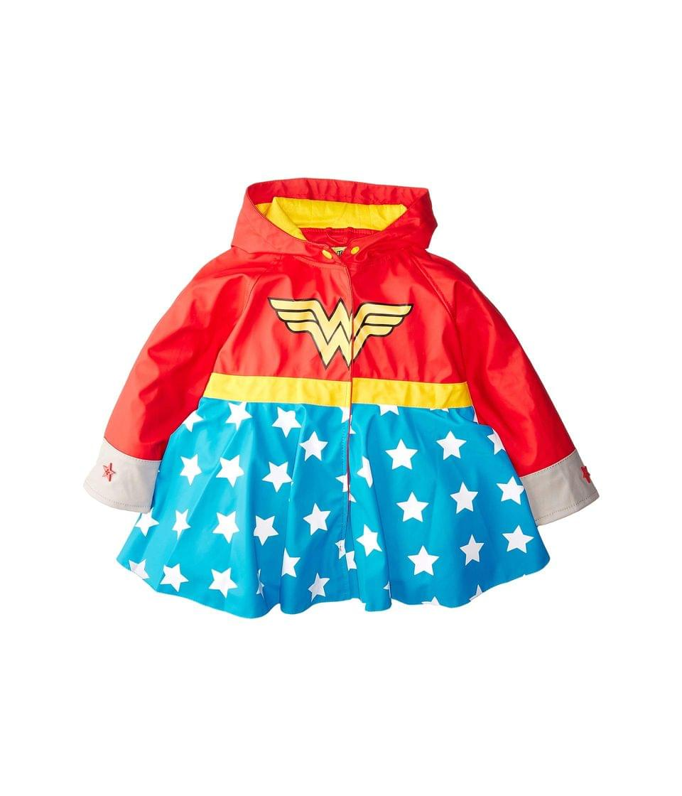 Girl's Wonder Woman Rain Coat (Toddler/Little Kids). By Western Chief Kids. 40.00. Style Red.