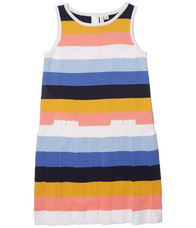 Girl's Pleated Sweater Dress (Toddler/Little Kids/Big Kids). By Janie and Jack. 59.00. Style Multi.
