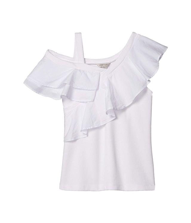 Girl's Clare Asymmetrical Top (Big Kids). By HABITUAL girl. 44.00. Style White.