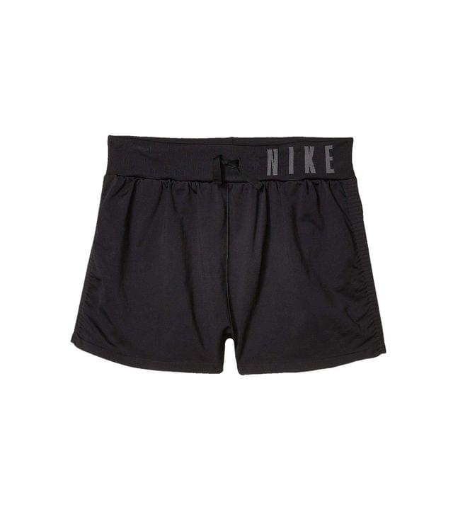 Girl's Seamless Shorts (Little Kids/Big Kids). By Nike Kids. 30.00. Style Black/Dark Grey.
