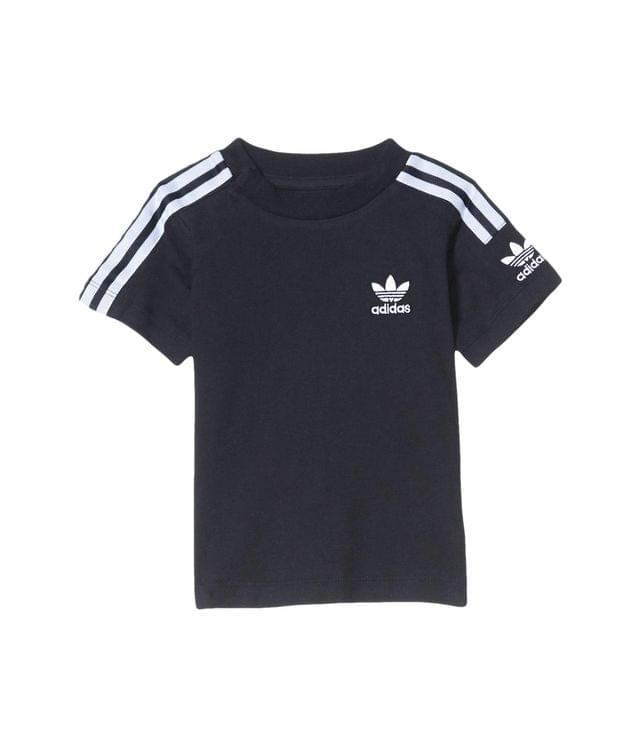 KIDS New Icon Tee (Infant/Toddler). By adidas Originals Kids. 20.00. Style Black/White. Rated 5 out of 5 stars.