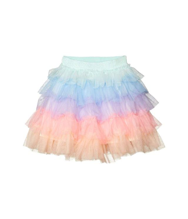 KIDS Trixiebelle Tulle Skirt (Toddler/Little Kids/Big Kids). By COTTON ON. 29.99. Style Seaglass Rainbow/Tiered Midi.