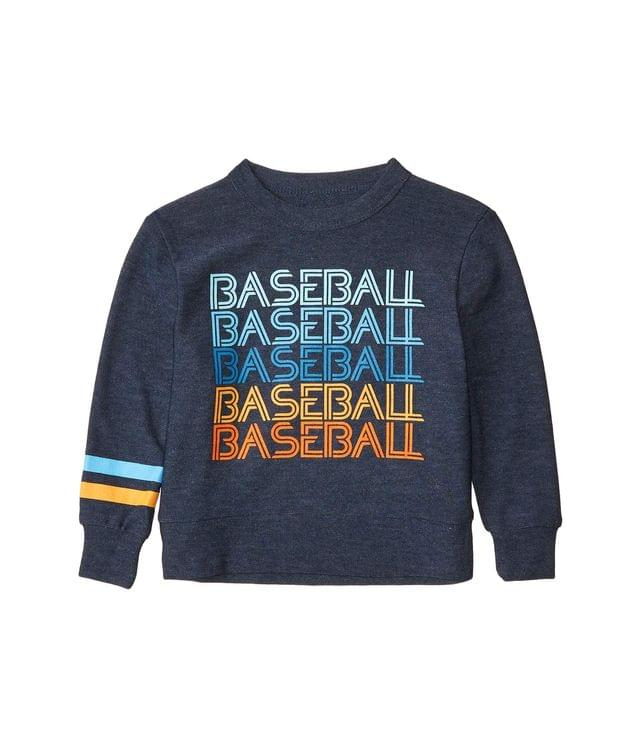 KIDSS Baseball Hero Cozy Knit Crew Neck Pullover Sweater (Toddler/Little Kids). By Chaser Kids. 44.00. Style Avalon.