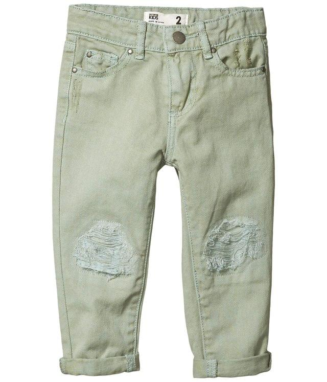 KIDS India Slouch Jeans in Stone Green (Little Kids/Big Kids). By COTTON ON. 29.99. Style Stone Green.