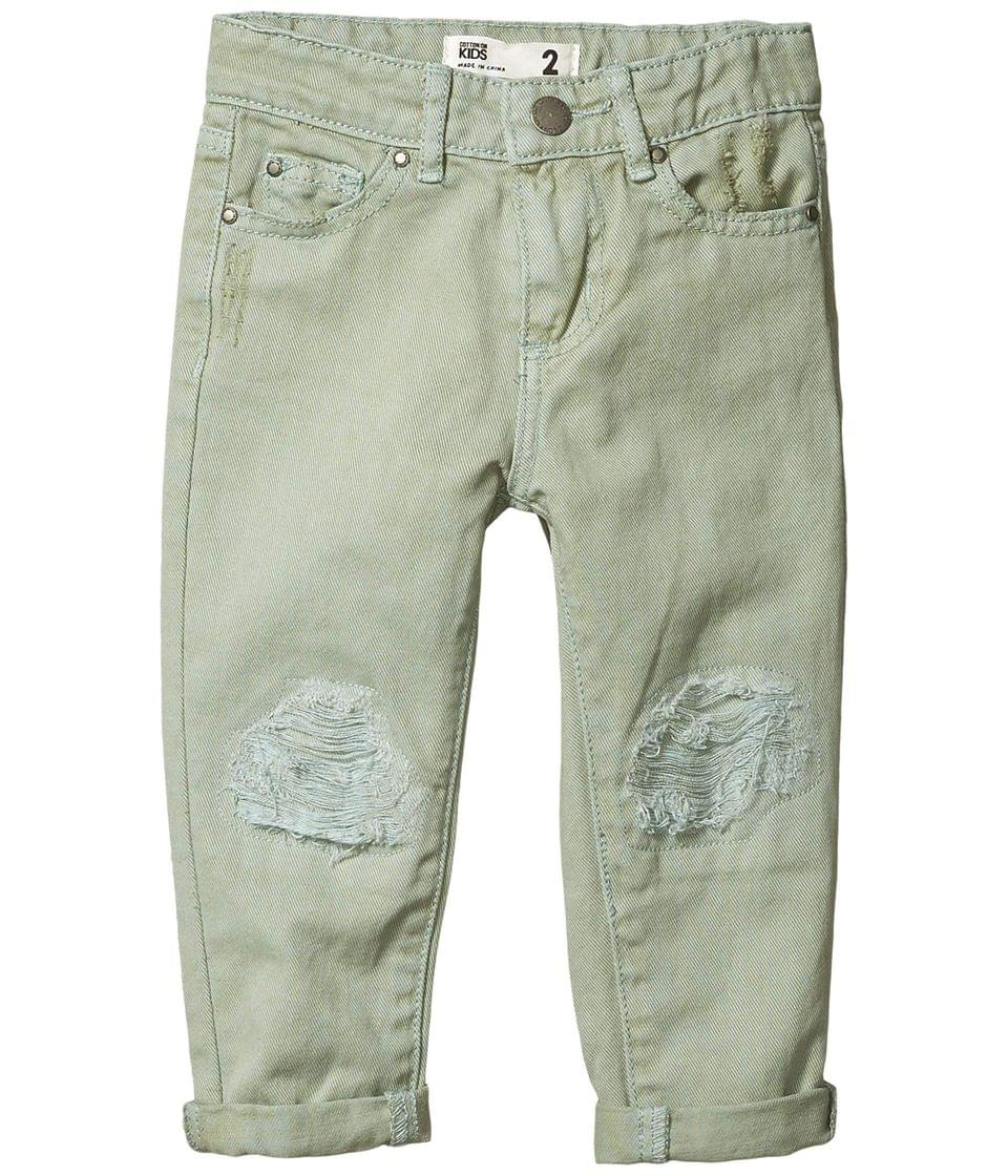 Girl's India Slouch Jeans in Stone Green (Little Kids/Big Kids). By COTTON ON. 29.99. Style Stone Green.