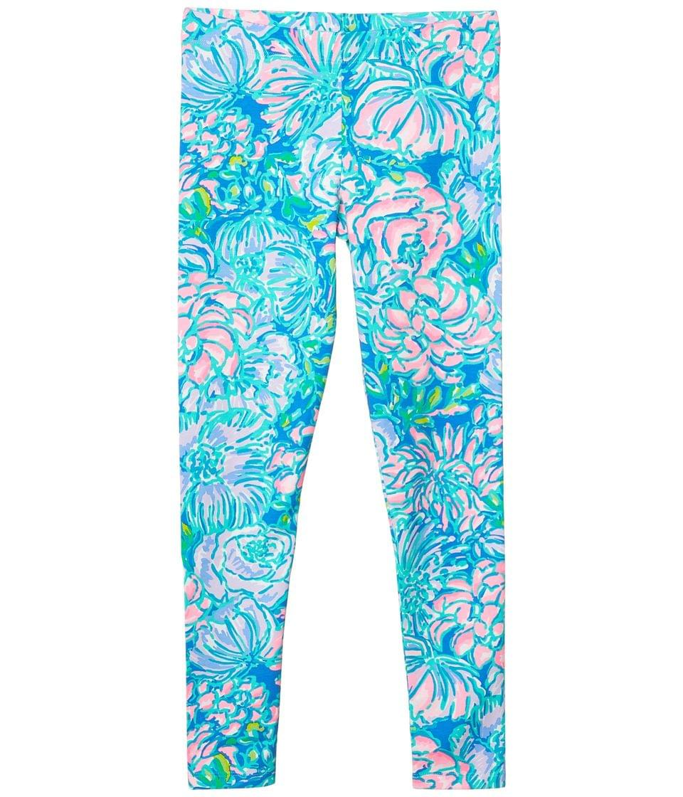 Kids's Maia Leggings (Toddler/Little Kids/Big Kids). By Lilly Pulitzer Kids. 38.00. Style Multi In Full Bloom. Rated 4 out of 5 stars.