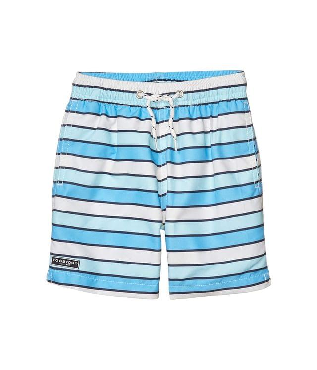 KIDS Grace Bay Aqua Classic Swim Shorts (Toddler/Little Kids/Big Kids). By Toobydoo. 40.00. Style Blue.
