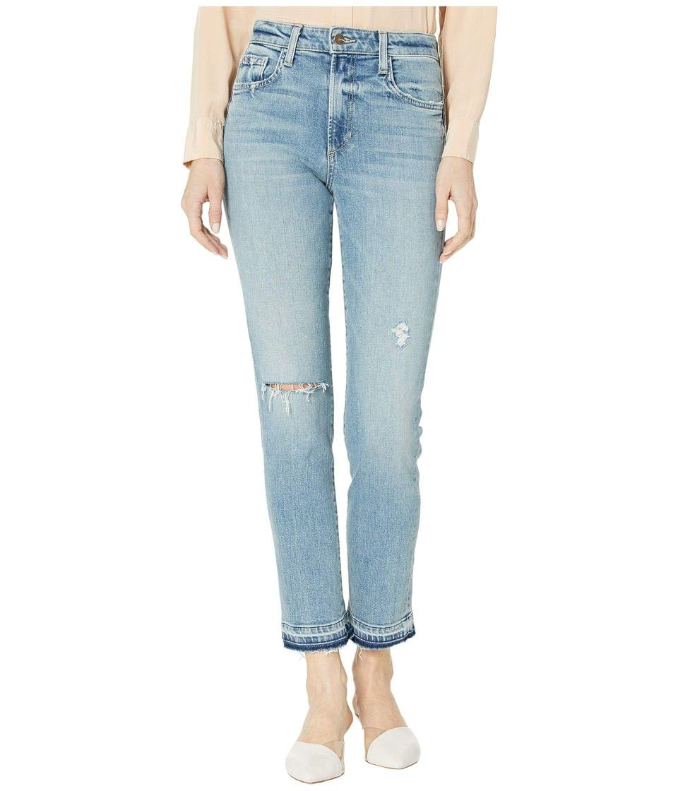 Women's Luna High-Rise Cigarette Ankle Jeans in Rosehip. By Joe's Jeans. 148.80. Style Rosehip.