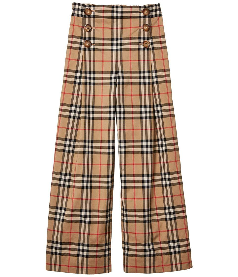 Girl's Tilda Trousers (Little Kids/Big Kids). By Burberry Kids. 240.00. Style Archive Beige IP Check.