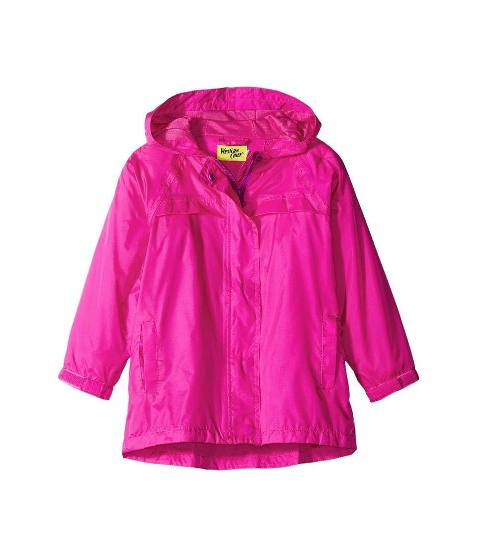 Girl's Solid Nylon Rain Coat (Toddler/Little Kids/Big Kids). By Western Chief Kids. 23.96. Style Pink. Rated 1 out of 5 stars.