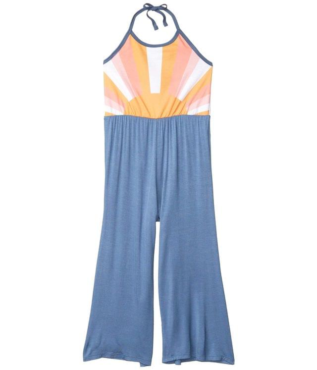Girl's Sun Child Jumpsuit (Toddler/Little Kids/Big Kids). By Tiny Whales. 69.50. Style Navy/Multi.