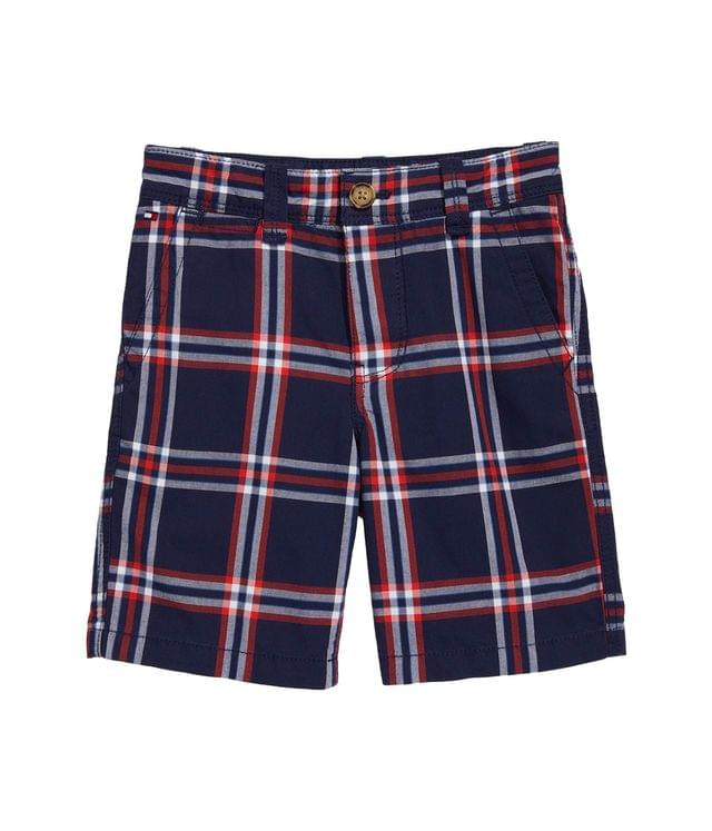 KIDS Short with Adjustable Waist (Toddler/Little Kids/Big Kids). By Tommy Hilfiger Adaptive. 39.99. Style Peacoat/Multi.