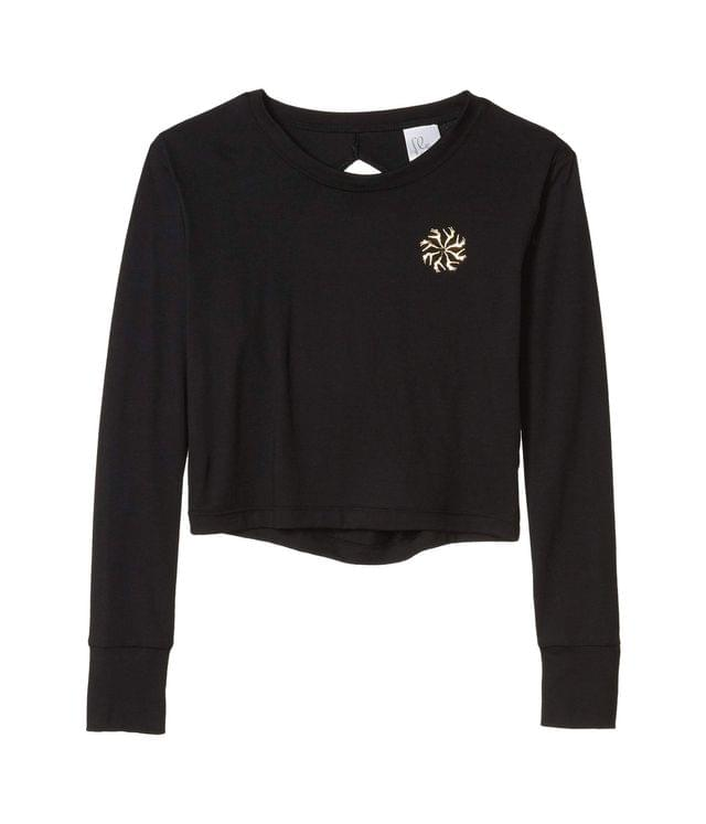 Girl's Madison Long Sleeve Top (Little Kids/Big Kids). By Flo Active. 29.99. Style Black.