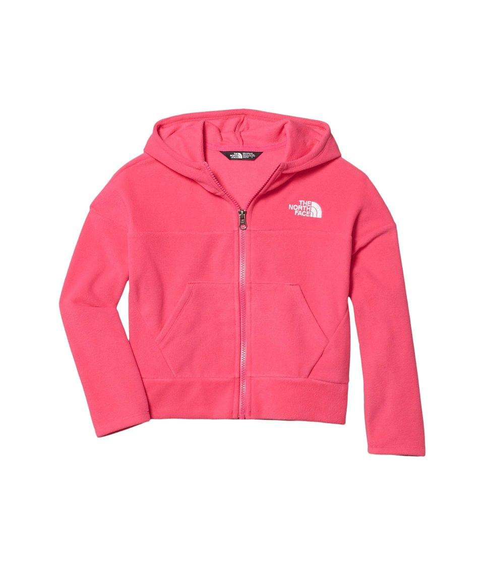 Girl's Glacier Full Zip Hoodie (Little Kids/Big Kids). By The North Face Kids. 36.70. Style Mr. Pink. Rated 5 out of 5 stars.
