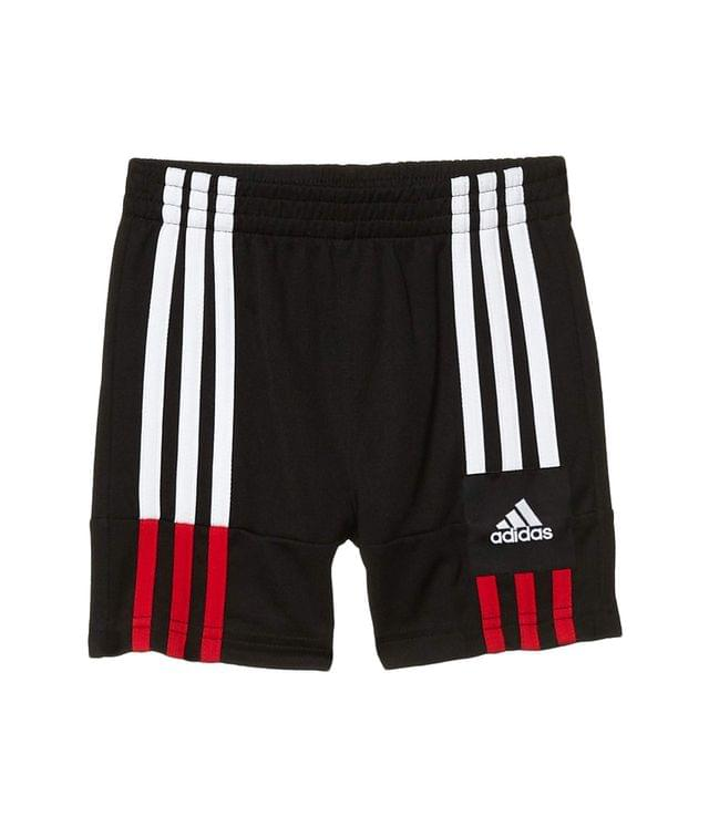 KIDSS 3G Speed X Shorts (Toddler/Little Kids). By adidas Kids. 24.00. Style Black/Red.