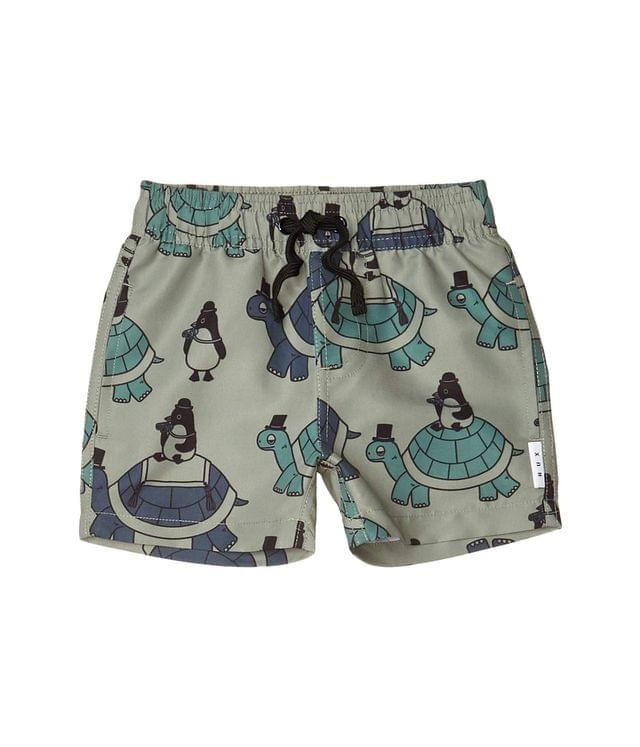 KIDSS Tour Swim Shorts (Infant/Toddler). By HUXBABY. 44.95. Style Turtle.