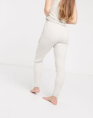 Women's mix & match lounge super soft vest and jogger