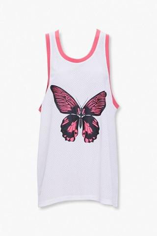 MEN Butterfly Graphic Jersey