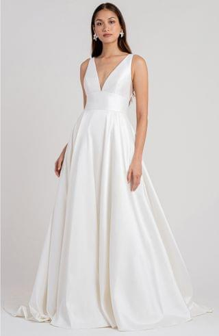 WOMEN Jenny Yoo Collection Channing Ballgown Wedding Dress
