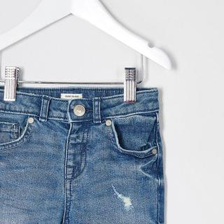 KIDS Mini boys blue Jake regular jeans