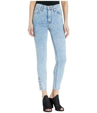 Women's Mile High Ankle Button Hem. By Levi's Womens. 41.70. Style Button On.